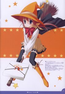 Rating: Safe Score: 1 Tags: halloween nanao_naru seifuku tagme thighhighs witch User: Radioactive