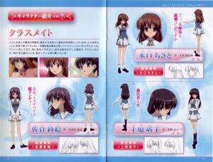 Rating: Safe Score: 2 Tags: mizuguchi_chisato sakura_sae sola uehara_touko User: admin2