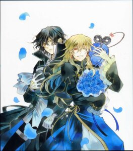 Rating: Safe Score: 5 Tags: gilbert_nightray heterochromia male pandora_hearts vincent_nightray User: hirotn