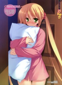 Rating: Safe Score: 45 Tags: dress_shirt hayate_no_gotoku munyuu pajama sanzenin_nagi User: midzki