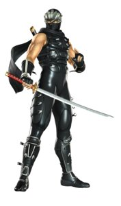 Rating: Safe Score: 6 Tags: male ninja ninja_gaiden ryu_hayabusa sword weapon User: Yokaiou