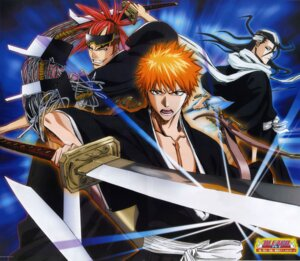 Rating: Safe Score: 4 Tags: abarai_renji bleach kuchiki_byakuya kurosaki_ichigo User: Radioactive