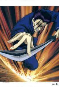 Rating: Safe Score: 2 Tags: male rurouni_kenshin saitou_hajime saitou_hajime_(rurouni_kenshin) User: Feito