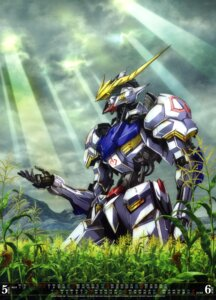 Rating: Safe Score: 16 Tags: arisawa_hiroshi calendar gundam gundam_barbatos gundam_iron-blooded_orphans mecha User: drop