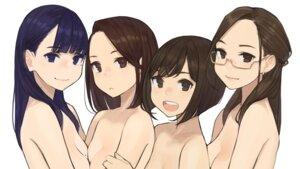 Rating: Questionable Score: 42 Tags: aikawa_ren megane miru_tights moegi_homi nakabeni_yua okuzumi_yuiko topless yom User: Spidey