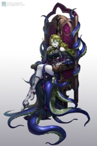 Rating: Questionable Score: 13 Tags: box_(hotpppink) pointy_ears tentacles User: Dreista
