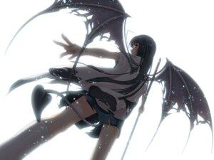 Rating: Safe Score: 48 Tags: devil oki_kiki sumaga tail torn_clothes tsuji_santa wallpaper wings User: MadMan