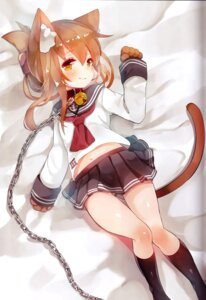 Rating: Questionable Score: 33 Tags: inazuma_(kancolle) kantai_collection suzuho_hotaru User: Radioactive