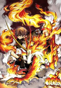 Rating: Safe Score: 5 Tags: clamp li_syaoran male tsubasa_reservoir_chronicle User: Share