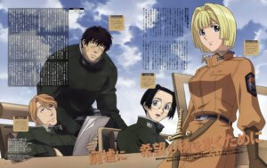 Rating: Safe Score: 1 Tags: alice_l._malvin kusakabe_chizuko machs oreld pumpkin_scissors randal_oland User: ttfn