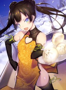 Rating: Questionable Score: 79 Tags: chinadress nilitsu nopan thighhighs User: drop