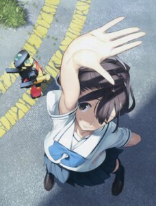 Rating: Safe Score: 30 Tags: fukuda_tomonori robotics;notes seifuku senomiya_akiho User: livorno99