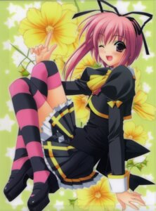 Rating: Safe Score: 31 Tags: fujisaki_amane stellar_theater suzuhira_hiro thighhighs User: admin2