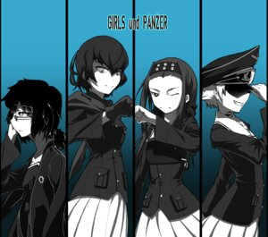 Rating: Safe Score: 8 Tags: caesar erwin girls_und_panzer oryou_(girls_und_panzer) saemonza tagme User: Radioactive