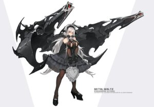 Rating: Safe Score: 44 Tags: gothic_lolita heels kishiyo lolita_fashion metal_waltz pantyhose User: Mr_GT