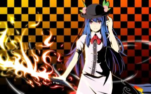Rating: Safe Score: 16 Tags: gayprince hinanawi_tenshi touhou User: Radioactive