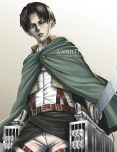Rating: Safe Score: 3 Tags: levi male penator shingeki_no_kyojin weapon User: charunetra