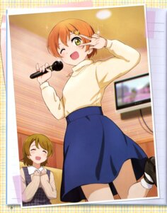 Rating: Safe Score: 12 Tags: heels hoshizora_rin koizumi_hanayo love_live! sweater tagme User: drop