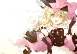 Rating: Safe Score: 24 Tags: fixme kirisame_marisa microstoria tommy touhou witch User: thfp