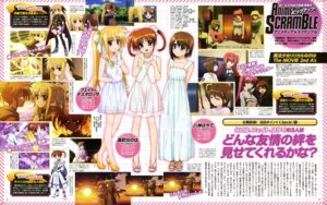 Rating: Safe Score: 27 Tags: dress fate_testarossa mahou_shoujo_lyrical_nanoha mahou_shoujo_lyrical_nanoha_a's mahou_shoujo_lyrical_nanoha_the_movie_2nd_a's okuda_yasuhiro shamal signum summer_dress takamachi_nanoha vita yagami_hayate User: PPV10