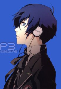 Rating: Safe Score: 22 Tags: arisato_minato headphones male megaten persona persona_3 sogabe_shuuji User: Radioactive