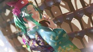 Rating: Safe Score: 43 Tags: bakemonogatari endcard kimono nisemonogatari ononoki_yotsugi tsukimonogatari vofan User: sylver650