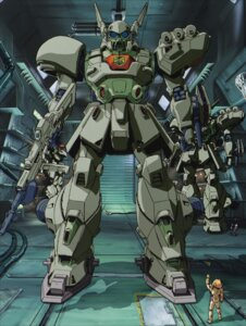 Rating: Safe Score: 7 Tags: gundam gundam_f91 mecha User: Radioactive