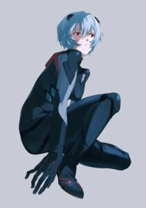 Rating: Questionable Score: 16 Tags: ayanami_rei bodysuit neon_genesis_evangelion tagme User: edogawaconan