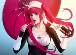 Rating: Safe Score: 23 Tags: bleach dokugamine_riruka romaniacc umbrella User: Yuuki-Rito