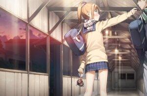 Rating: Safe Score: 42 Tags: kantoku seifuku sweater tagme valentine User: edogawaconan