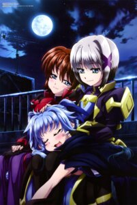 Rating: Safe Score: 31 Tags: mahou_shoujo_lyrical_nanoha material-d material-l material-s niigaki_kazunari User: drop