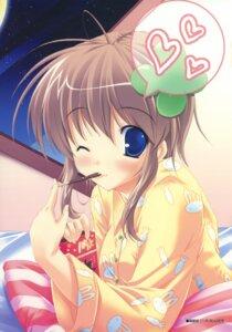 Rating: Safe Score: 30 Tags: marmalade mikeou miraroma pajama takahara_ai User: fireattack