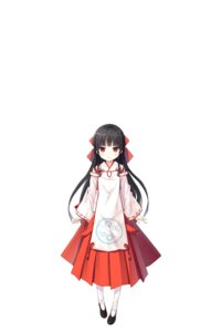Rating: Safe Score: 22 Tags: cura digital_version hachiroku lose maitetsu miko User: shadowcrash
