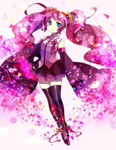 Rating: Safe Score: 12 Tags: hatsune_miku hoshino_kisora vocaloid User: mahoru
