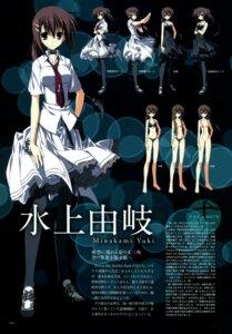 Rating: Questionable Score: 14 Tags: dress kagome keroq minakami_yuki naked pantyhose profile_page seifuku subarashiki_hibi User: crim