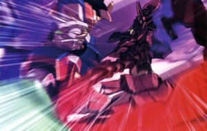 Rating: Safe Score: 7 Tags: gun gundam gundam_wing mecha sword weapon wing_gundam_zero User: drop