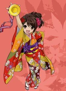 Rating: Safe Score: 12 Tags: japanese_clothes kimono suzumiya_haruhi suzumiya_haruhi_no_yuuutsu vector_trace User: JooNkeN