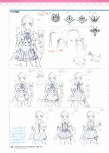 Rating: Questionable Score: 2 Tags: character_design kimi_wo_aogi_otome_wa_hime_ni peassoft screening User: girlcelly