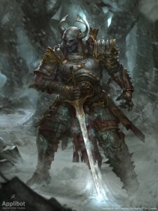 Rating: Safe Score: 18 Tags: armor changming_hu legend_of_the_cryptids male sword User: blooregardo