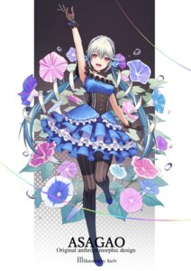 Rating: Questionable Score: 17 Tags: lolita_fashion pantyhose sion_(9117) tagme User: Dreista