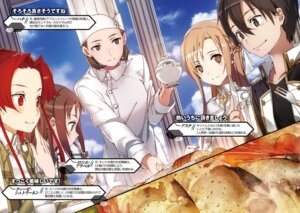 Rating: Safe Score: 17 Tags: abec sword_art_online uniform User: kiyoe