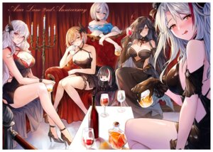 Rating: Questionable Score: 25 Tags: admiral_graf_spee_(azur_lane) azur_lane cleavage deutschland_(azur_lane) dress friedrich_der_grosse_(azur_lane) garter heels no_bra prinz_eugen_(azur_lane) roon_(azur_lane) tagme User: Mr_GT