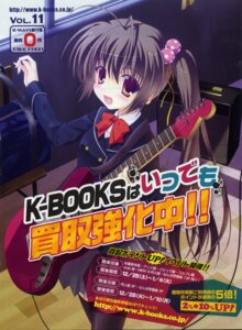 Rating: Safe Score: 14 Tags: bleed_through guitar nanao_naru seifuku thighhighs User: Share