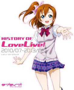 Rating: Safe Score: 22 Tags: kousaka_honoka love_live! seifuku User: saemonnokami