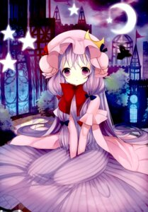 Rating: Safe Score: 27 Tags: color_issue matsuda_shima patchouli_knowledge stripe2 touhou User: Radioactive