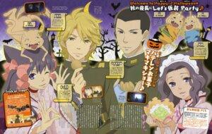 Rating: Safe Score: 3 Tags: agemaki_kei animal_ears halloween kimono kiri_(zakuro) mamezou_(zakuro) nekomimi otome_youkai_zakuro sakura_(zakuro) susukihotaru uniform yoshinokazura_riken zakuro User: acas