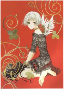 Rating: Safe Score: 7 Tags: clamp clover suu_(clover) User: Share