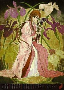 Rating: Safe Score: 35 Tags: bleach calendar inoue_orihime kimono User: charunetra