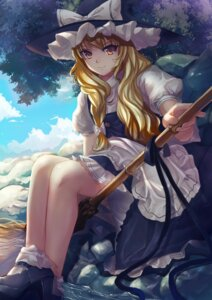 Rating: Safe Score: 31 Tags: kirisame_marisa sola04 touhou witch User: 椎名深夏