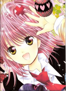 Rating: Safe Score: 3 Tags: hinamori_amu peach-pit shugo_chara User: noirblack